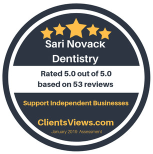 Sari Novack Dentistry Independent Businesses   Foster Community Well-Being
