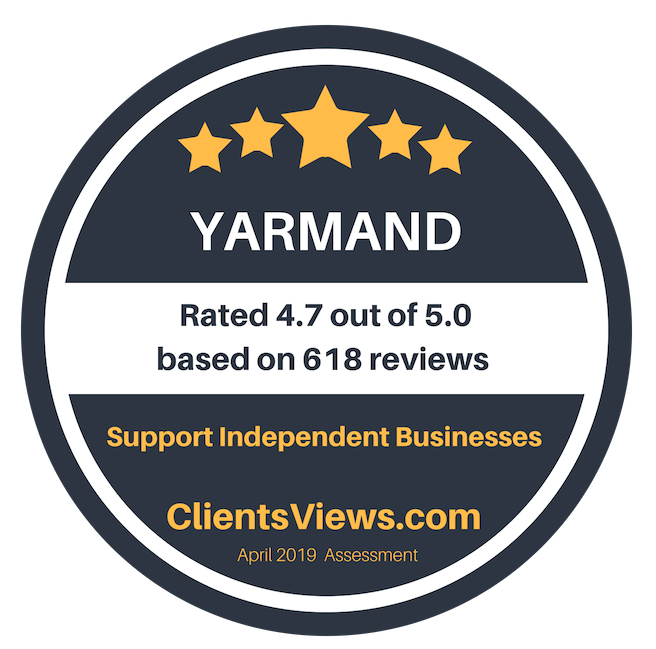 YARMAND Reviews 600+